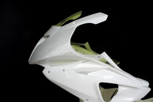 Upper part on bike