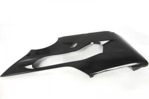 Ducati 899 1199  Boční díl Pravý OEM - dolní část, CARBON