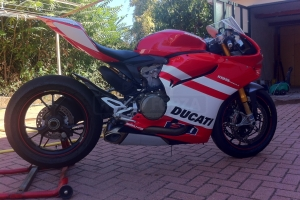 Ducati 1199 díly Motoforza