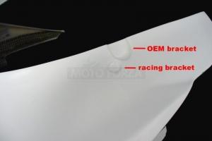 Upper part - uchyení na moto