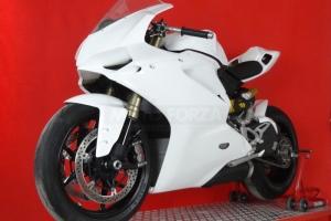 Vorschau Teile Motoforza auf Motorrad Ducati 1299 Panigale