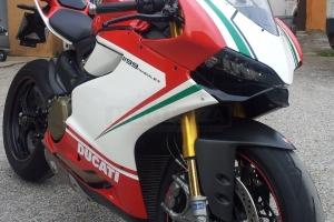 Ducati 899 1199  díly Motoforza na moto