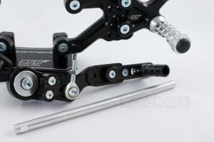 Přepákování ARP - Honda CBR 1000RR 08-16 - original řazení