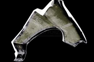 Honda CRX Sforza Racing Team - Aero Body KIT GT STYLE - Left fender, PERFORMANCE
