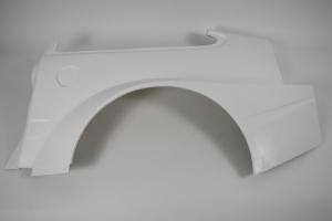 Honda CRX Sforza Racing Team - Aero Body KIT GT STYLE - Leftt rear part