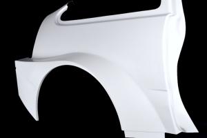 Honda CRX Sforza Racing Team - Aero Body KIT GT STYLE - Right rear part
