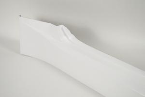 Honda CRX Sforza Racing Team - Aero Body KIT GT STYLE - Right side skirt, GFK fibreglas