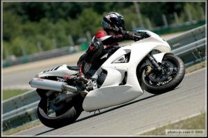 Kompletní sada 3-dílná racing OP, GFK Honda CBR 900RR 2000-2001