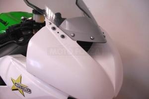 Kawasaki ZX-6R Ninja 2009-2012 Teile Motoforza auf Motorrad