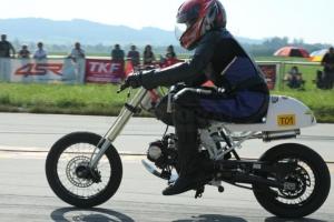 Seat on bike - Junior Draxter