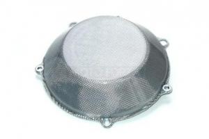 Víko spojky Titanium silver
