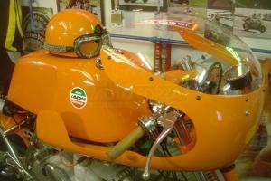 Verkleidung racing Laverda, Moto Guzzi usw , GFK, mit Plexiglass Motoforza