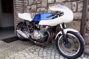 Parts motoforza, Höcker GFK Suzuki 750 auf Suzuki GS1000, uni Kotflügel vo, UNI Halbe Verkleidung, Plexiglass