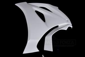 Suzuki GSXR 1000 2017-  Seitenteile LI, GFK