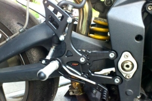 Preview - ARP rear set