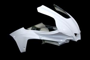Yamaha YZF R1 2020- Oberteil racing - klein, GFK RACING