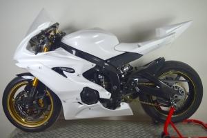 Yamaha YZF R6 2008-2016 Kompletní sada 11-dílná Racing - R6 2017 Conversion Kit
