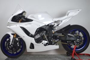 Yamaha YZF R1 2020-  motoforza Teile auf Motorrad - mit Tankabdeckung v 1 SBK