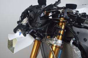 Yamaha YZF R1 2020-  motoforza Teile auf Motorrad - DUCT ZU RAM ORIGINAL AIR KANALLE -