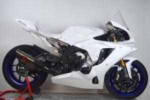 Yamaha YZF R1 2020-  motoforza Teile auf Motorrad - mit Tankabdeckung  Original shape