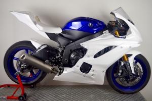 Yamaha YZF R6 2017- Boční díl Pravý, GFK - na moto