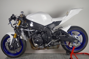 Yamaha YZF R6 2017-  Komplettsatz 6-teilig Racing, GFK,  - Teile Motoforza auf Motorrad